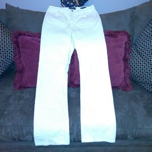 Not Your Daughters Jeans NYDJ White